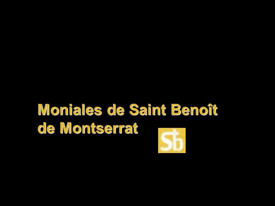Moniales de Saint Benoît de Montserrat