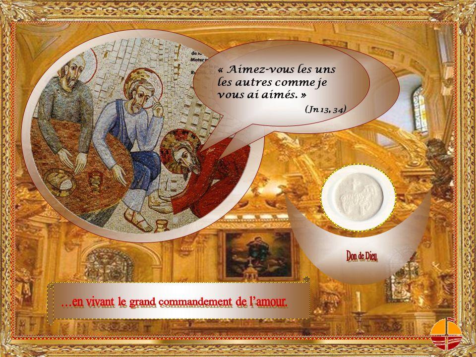 Le don de Dieu quest lEucharistie engage lÉglise à le partager avec lhumanité entière… « J e s u i s v e n u p o u r q u i l s a i e n t la vie en abondance.