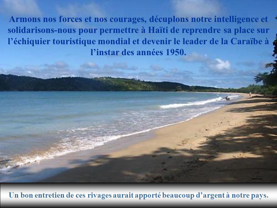 Lieux Historiques Le fort Télémaque. Il fut construit, après l'indépendance, pour défendre Haïti contre un retour possible des Français. On y accède à