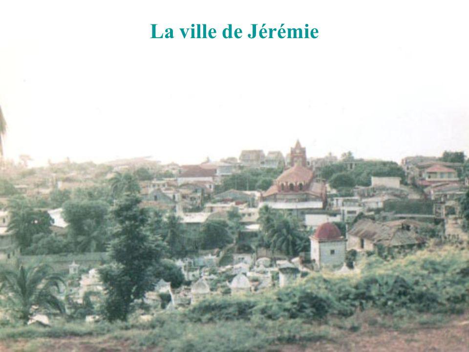 La ville de Jérémie