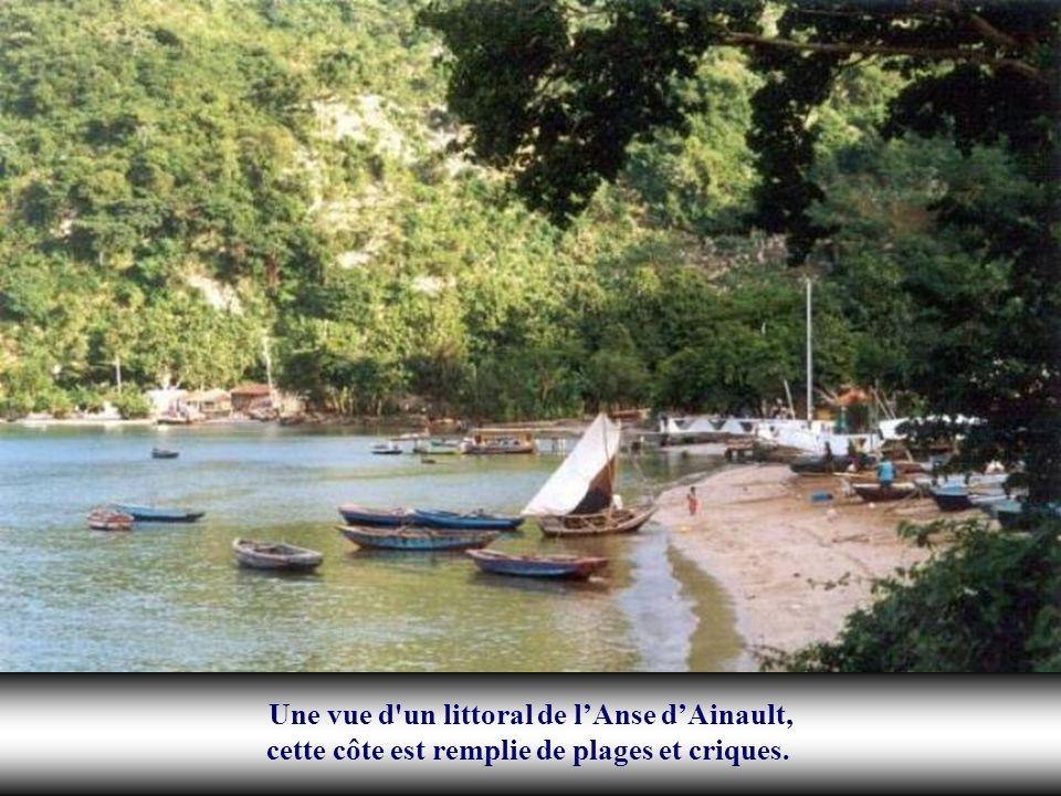 Haïti doit se positionner sur le marché touristique international comme une destination historique et culturelle unique, sûre, compétitive et fiable, leader dans la Caraïbe.