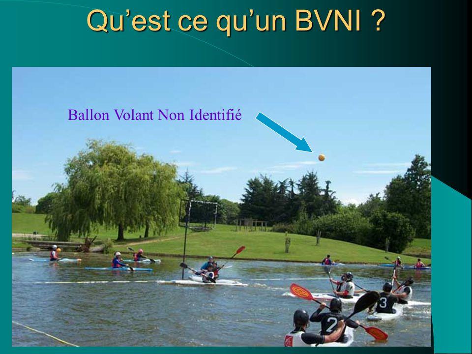 REPONSE : Quest ce quun BVNI ? Ballon Volant Non Identifié
