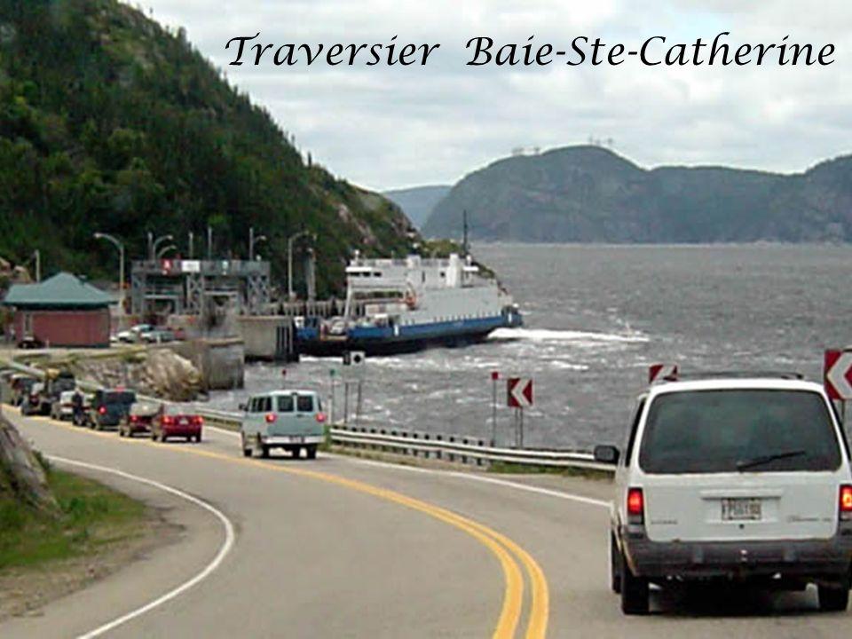 Baie - Ste- Catherine