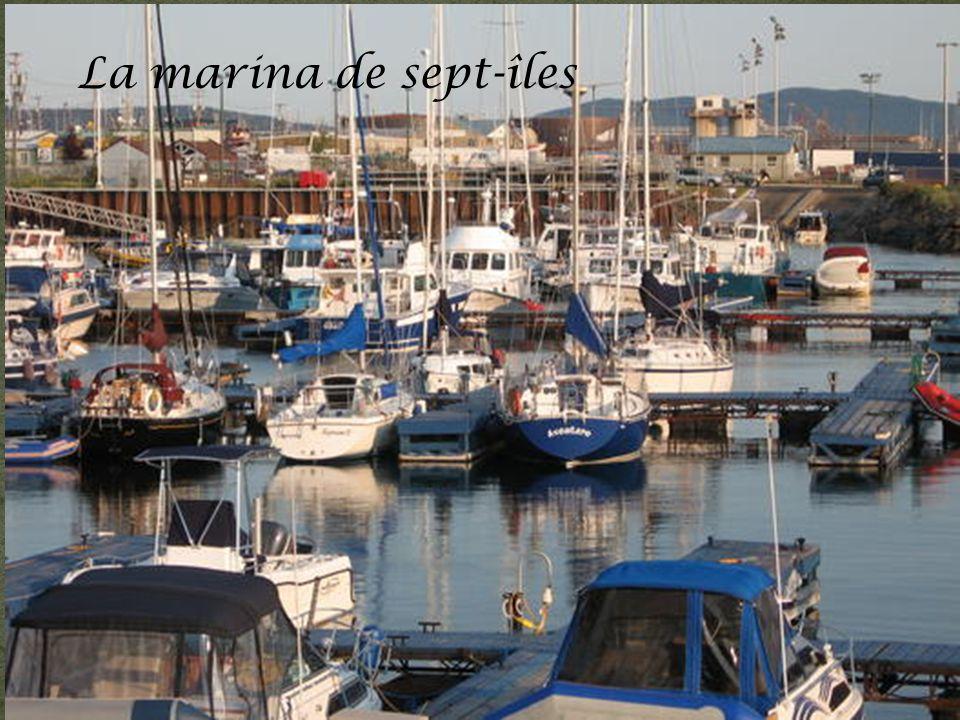Centre ville de Sept-Îles