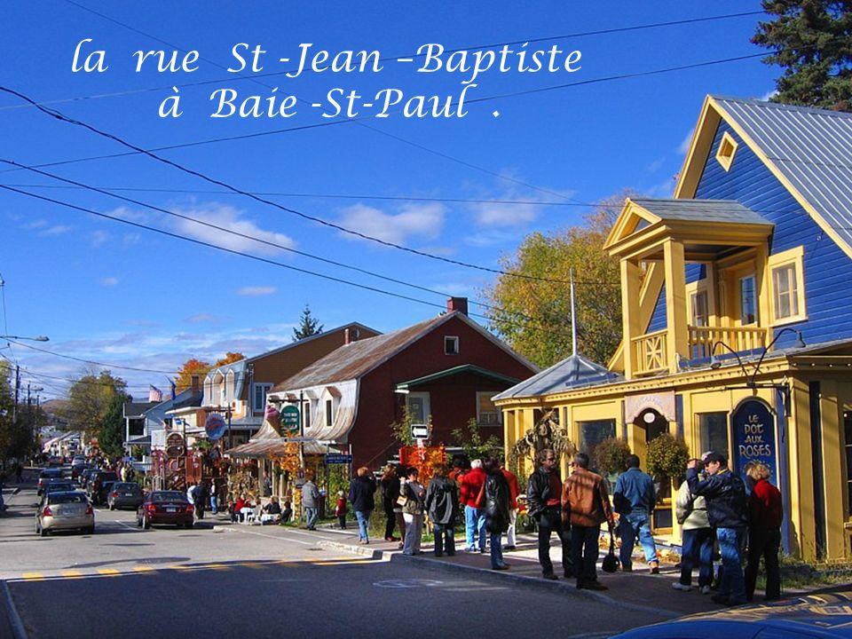 Petite – Rivière - St-François.