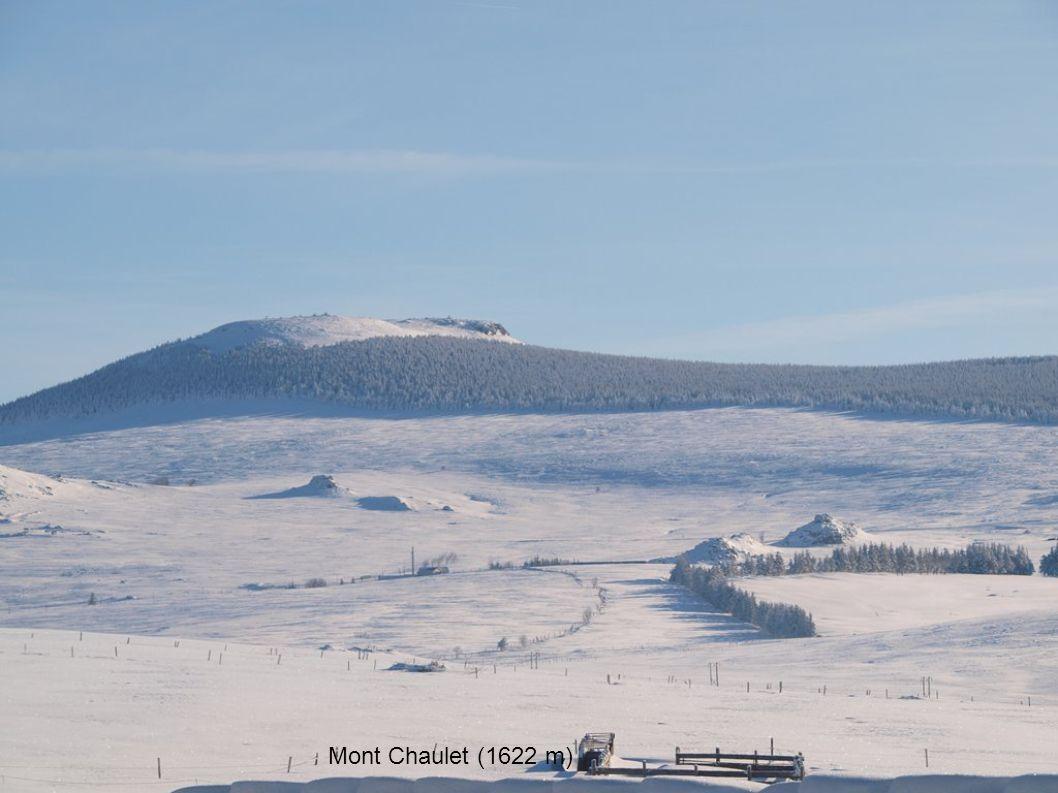 Mont Chaulet (1622 m)