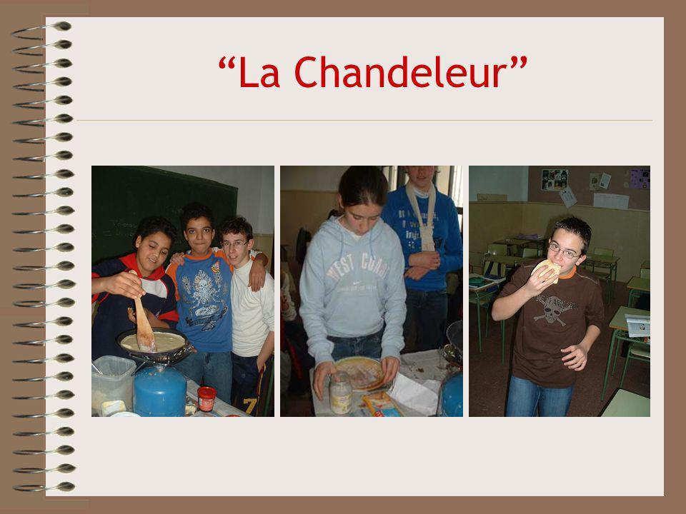 4.I Matinée francophone Avec ce projet: Nous avons écrit une blague.