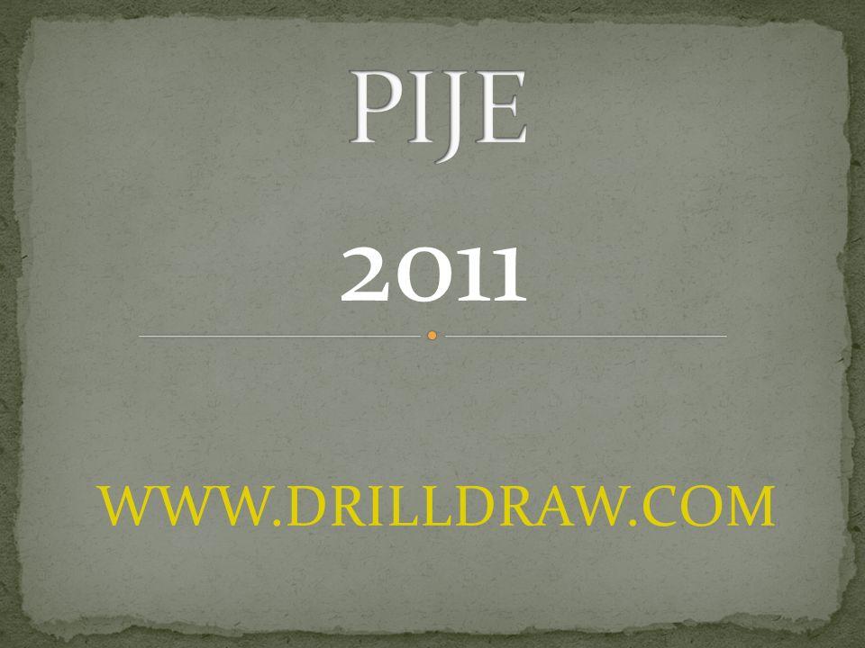WWW.DRILLDRAW.COM CODE : A2 – 111- 315 -213 - 018 Voici le lien pour le téléchargement du programme d installation du logiciel en question: http://www.drilldraw.com/downloadPIJE.php http://www.drilldraw.com LaPiSoft inc.