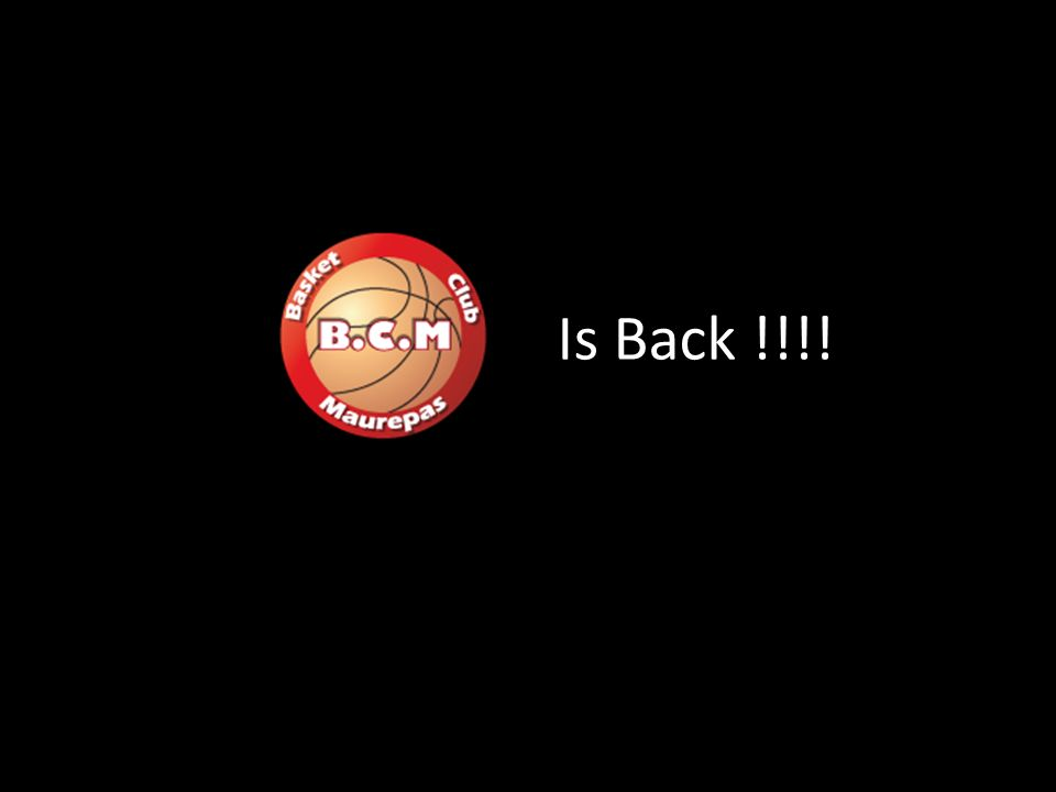 Is Back !!!!