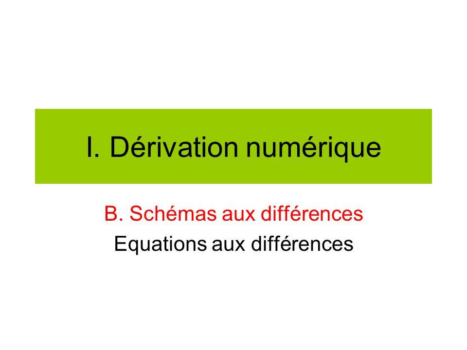 Règle des trapèzes ai = h/2[f(xi-1) + f(xi)] h = (b-a)/n - Calculer la largeur de chaque sous intervalle - Déterminer l aire pour chaque sous-intervalle - Additionner toutes ces sous-intervalles et déterminer l aire totale.