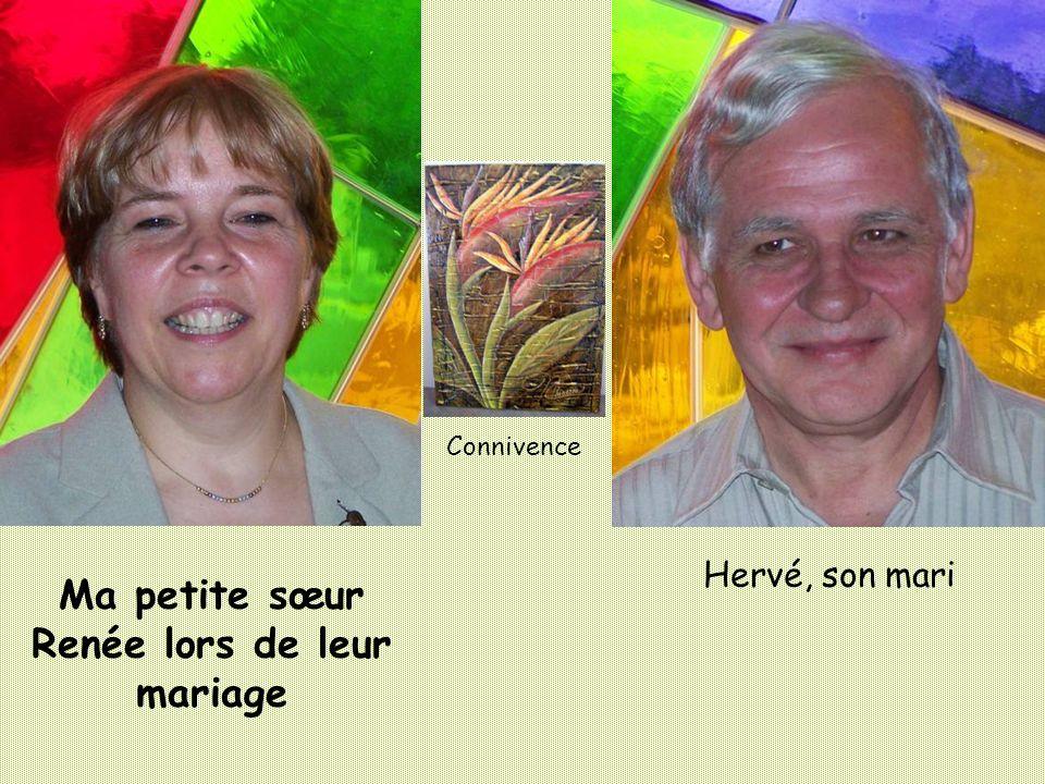 Les enfants de Lucie et Denis Marie-Hélène et son mari JanÉmilie, ma filleule, et son amoureux Christian Léonie et Ludo, les enfants de Marie-Hélène et Jan LéonieLudo
