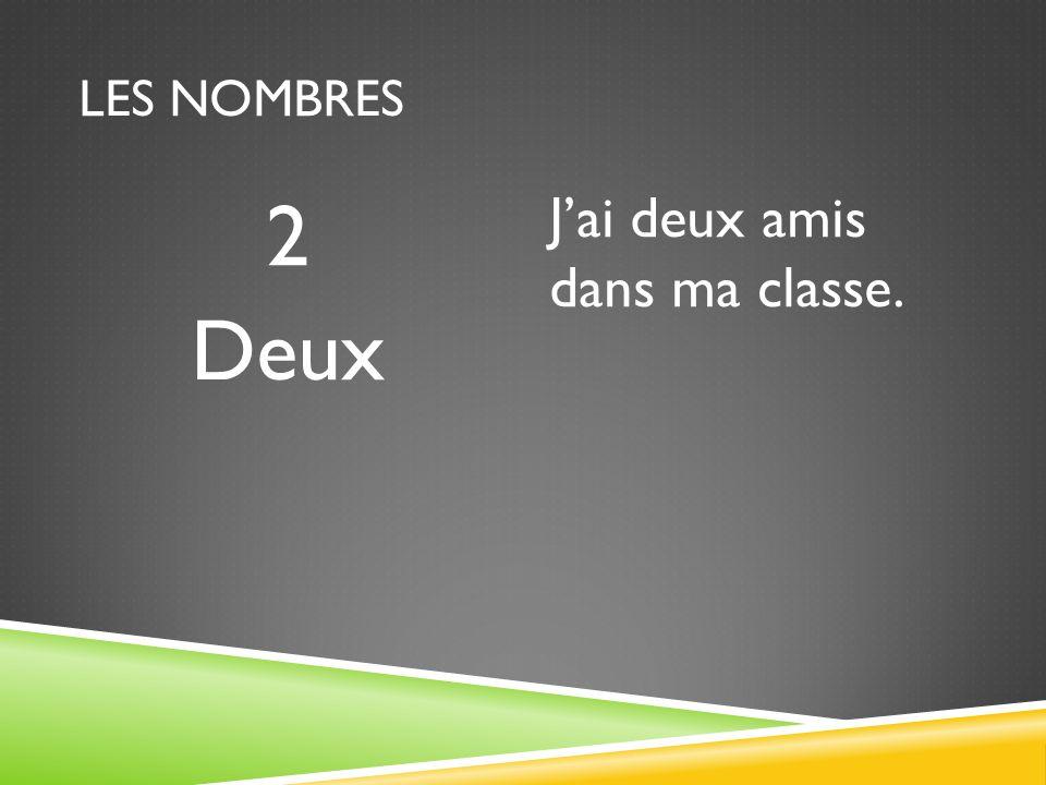 LES NOMBRES 91 quatre-vingt- onze Il y a quatre- vingt-onze élèves qui étudient le français.