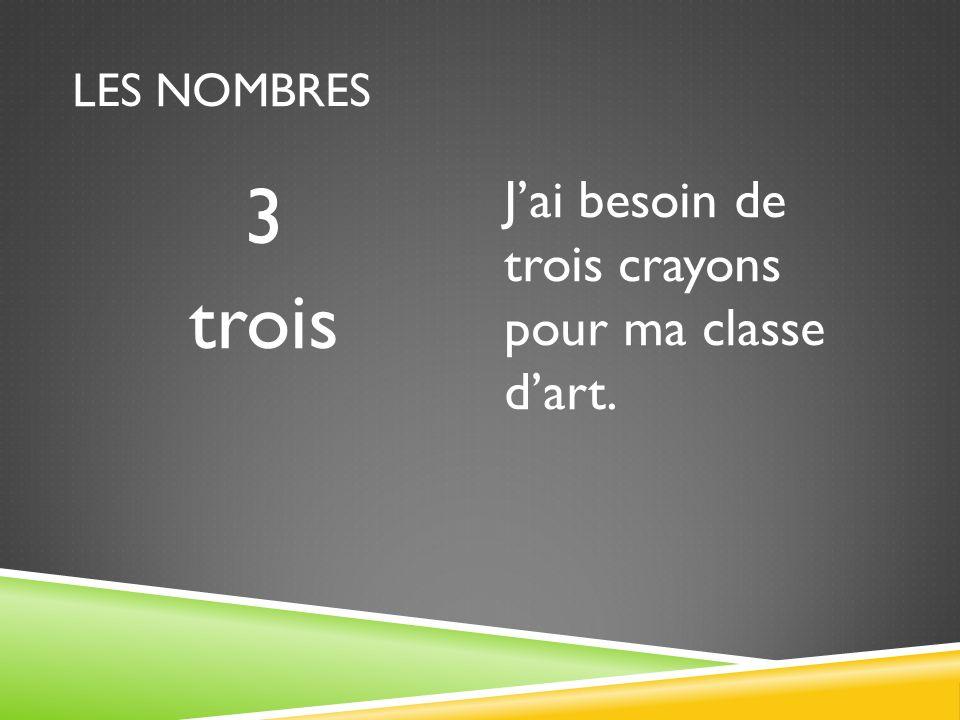 LES NOMBRES 100 cent Tous les élèves de français ont eu cent pour cent sur le quiz de vocabulaire.