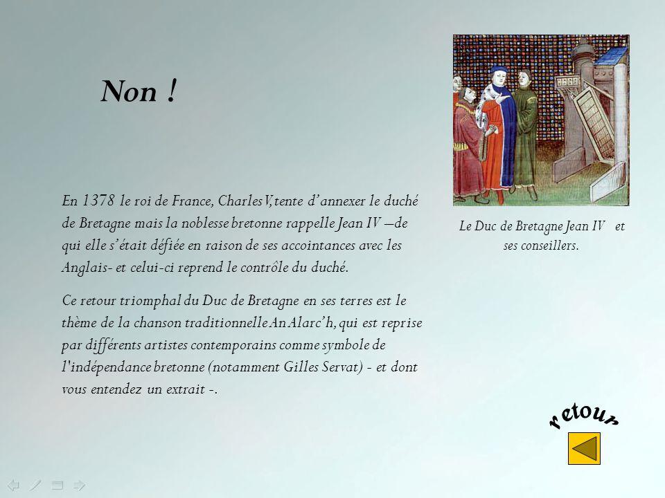 En quelle année le duché de Bretagne a-t-il été rattaché à la France ? 1532 1378 1790