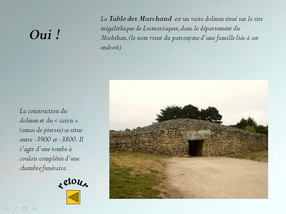 Non ! Mais la forêt du Huelgoat (Finistère) renferme des sites mythiques de la légende des Chevaliers de la Table Ronde: la Grotte du Diable, le Ménag