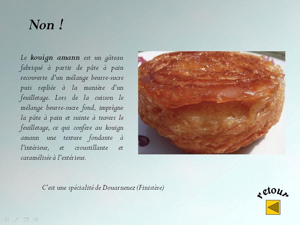 Oui ! Panaché de poissons, de crustacés, de coquillages, de pommes de terre et de légumes locaux, la cotriade est une spécialité du Morbihan. Le saind