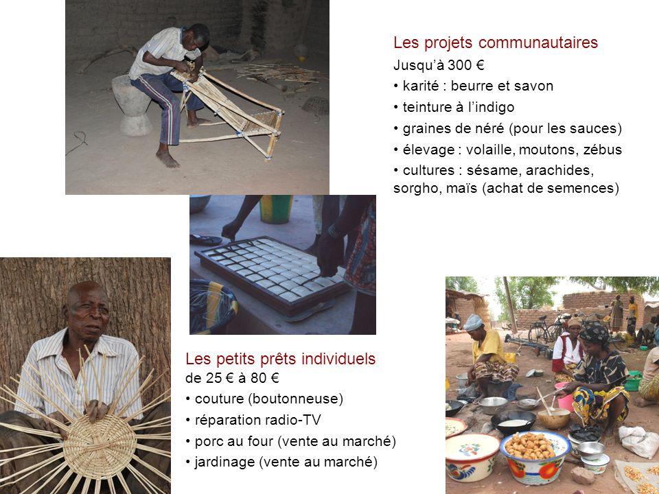 Les modalités du prêt -Accord préalable du comité villageois de Doudou -Demande écrite : projet, montant souhaité, échéances -Discussions avec les membres du Balafon Savoyard -Echéancier du remboursement