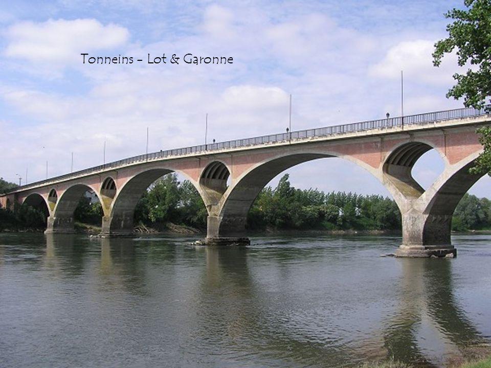 Tonneins - Lot & Garonne