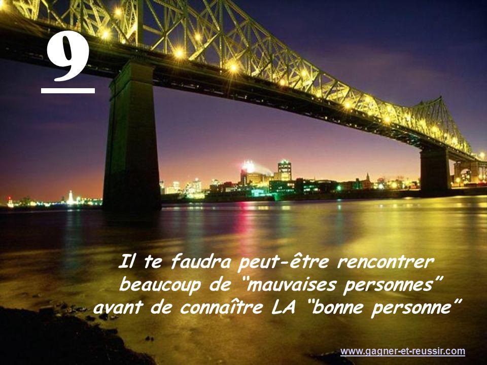 8 Ne perds pas de temps avec quelquun qui nest pas disponible pour en passer avec toi www.gagner-et-reussir.com