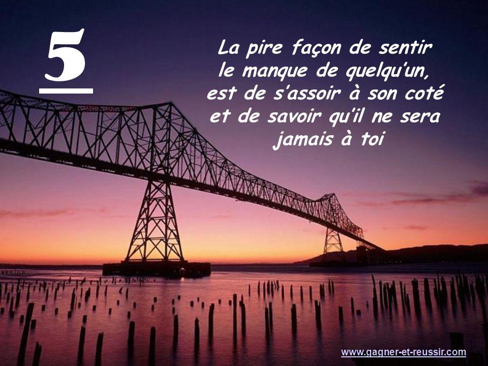 4 Un véritable ami est celui qui te tient la main et touche ton coeur www.gagner-et-reussir.com
