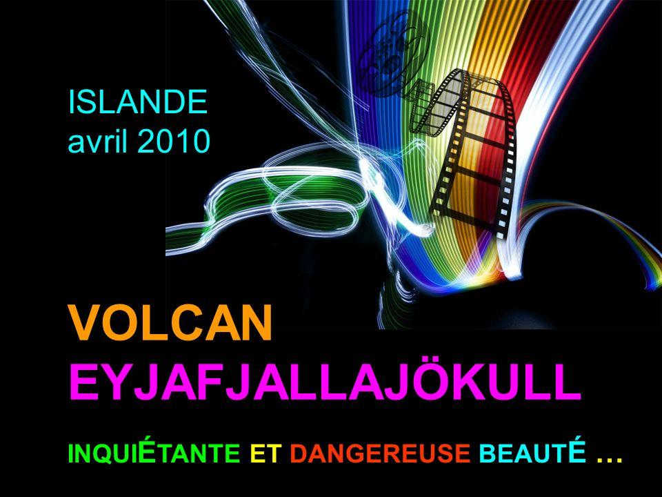 (© Olivier Vandeginste)Olivier Vandeginste photo prise à 10 km à l est de Hvolsvollur à une distance de 25 km du cratère du volcan Eyjafjallajökull le 18 avril 2010.
