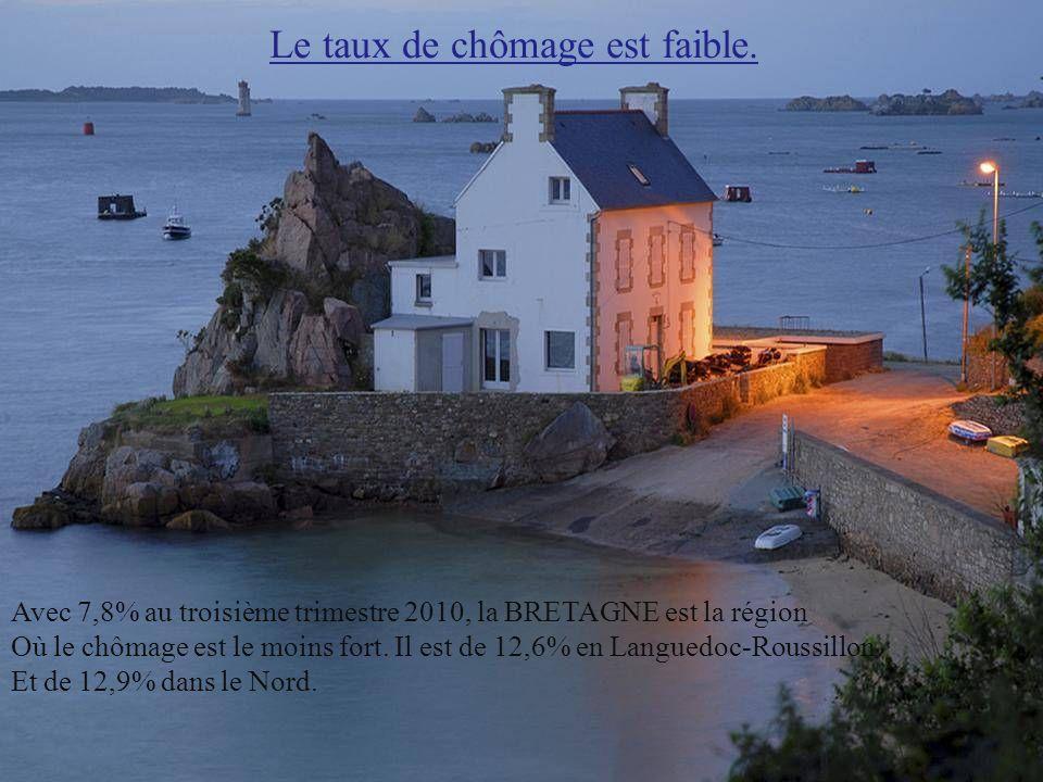 Ce sont de bons citoyens. Derrière le Midi-Pyrénées, cest la BRETAGNE qui affiche le meilleur taux de Participation aux élections. Cest aussi la régio