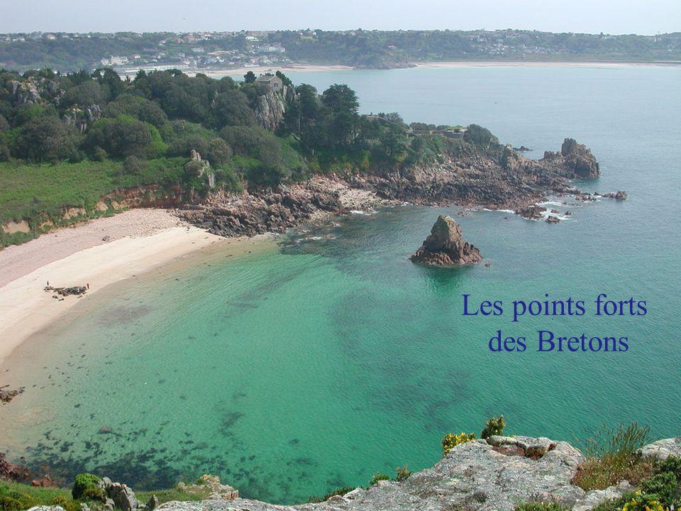 Il est temps que les Bretons sen rendre compte: La région est celle où on vit le mieux en France.