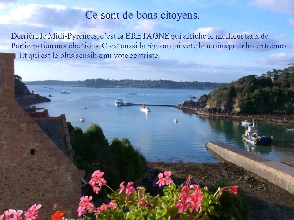 Le taux de délinquance est faible. En compagnie du Limousin et de l Auvergne, la BRETAGNE est une région Préservée en terme de délinquance et de crimi