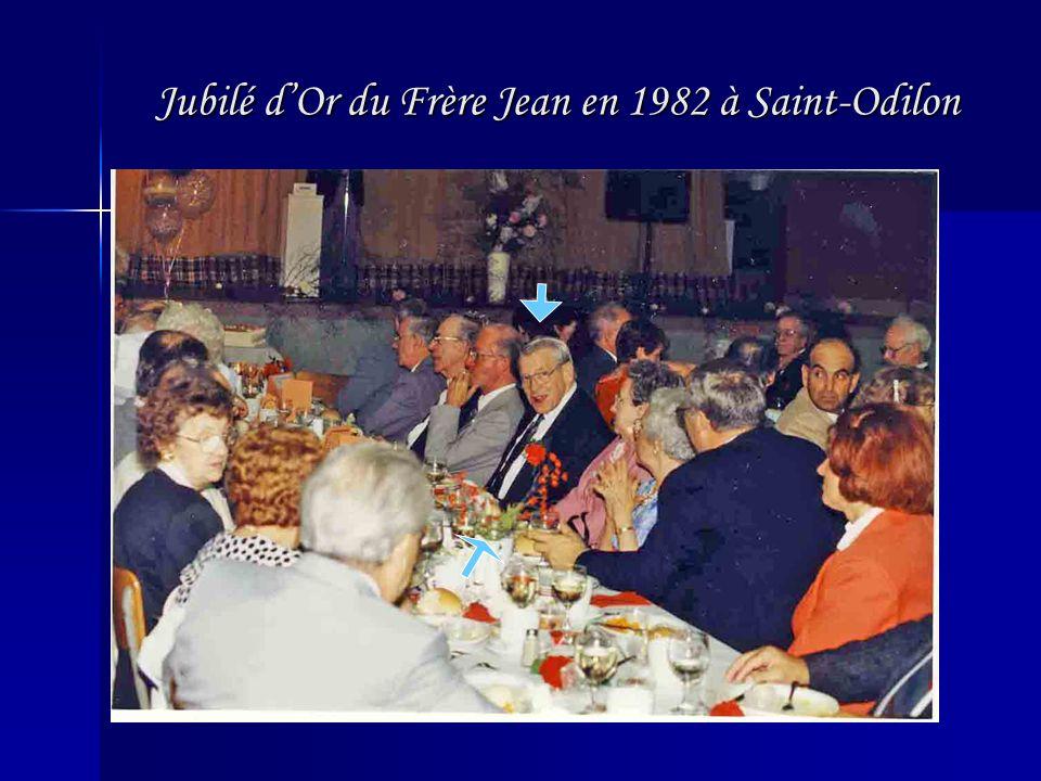À Rome pour le Second noviciat en 1963-64