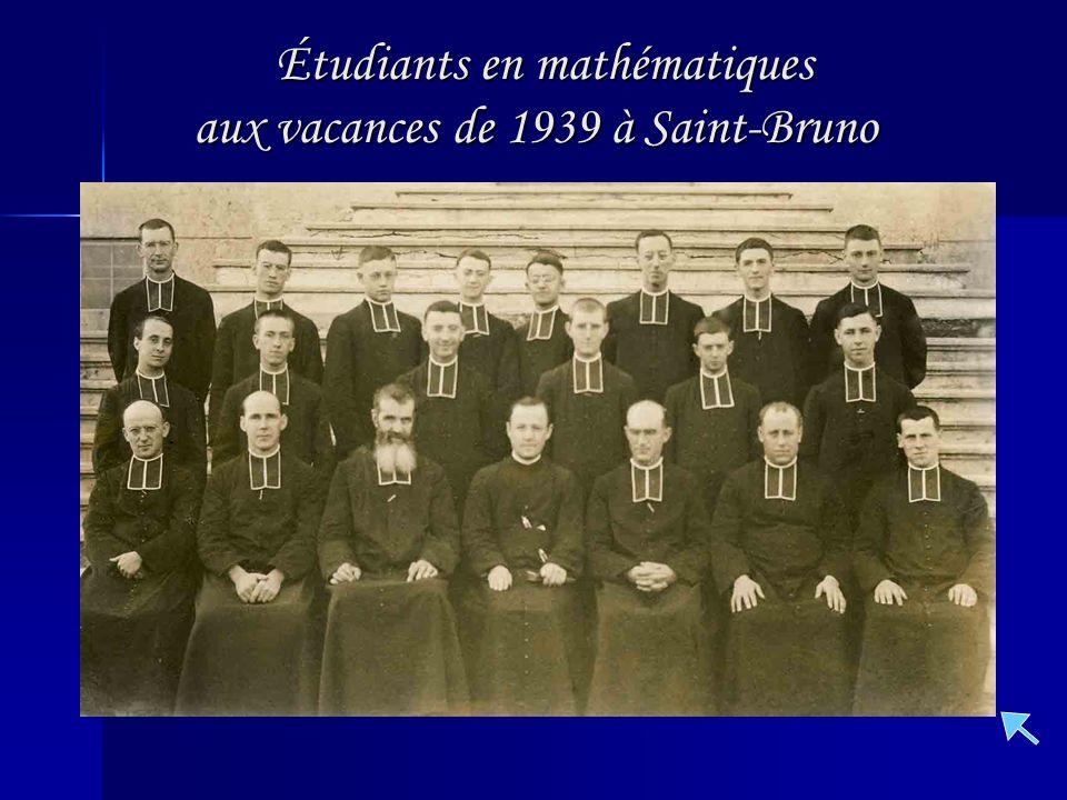 75e de vie religieuse du Frère Jean Jodoin en 2007 75e de vie religieuse du Frère Jean Jodoin en 2007