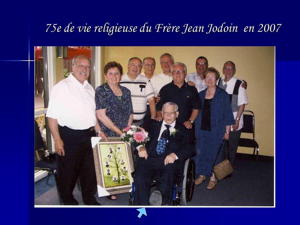 Hubert Forest Jean Jodoin Gaétan Gros-Louis