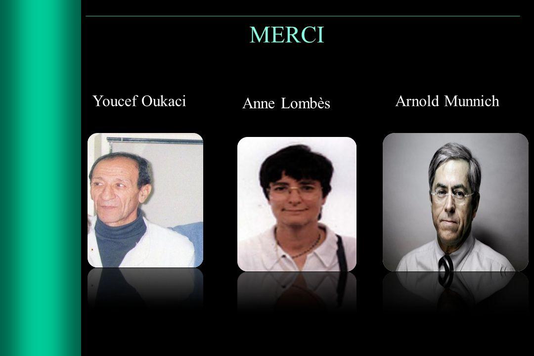 Arnold Munnich Anne Lombès MERCI Youcef Oukaci