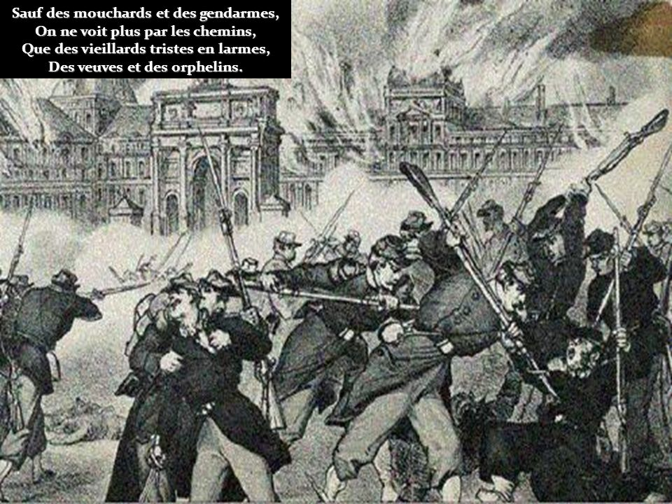 LaSemaineSanglante 22- 29 Mai 1871