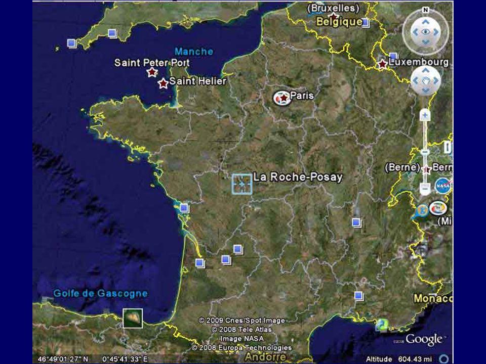 La Roche-Posay est une petite ville de la Vienne située aux confins de lIndre et de lIndre et Loire.
