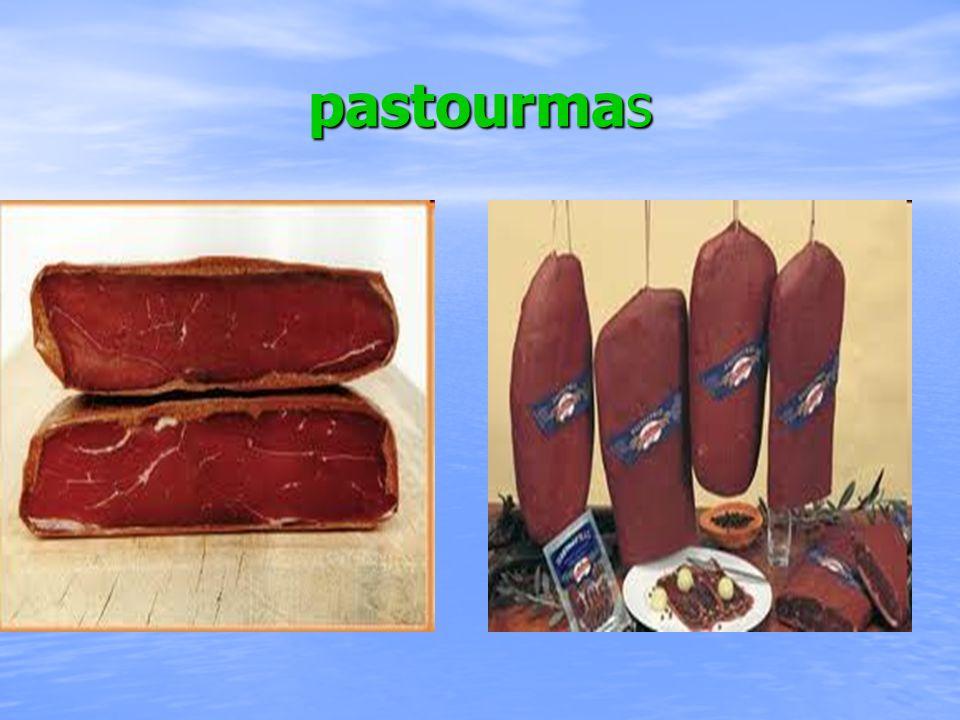 pastourmas