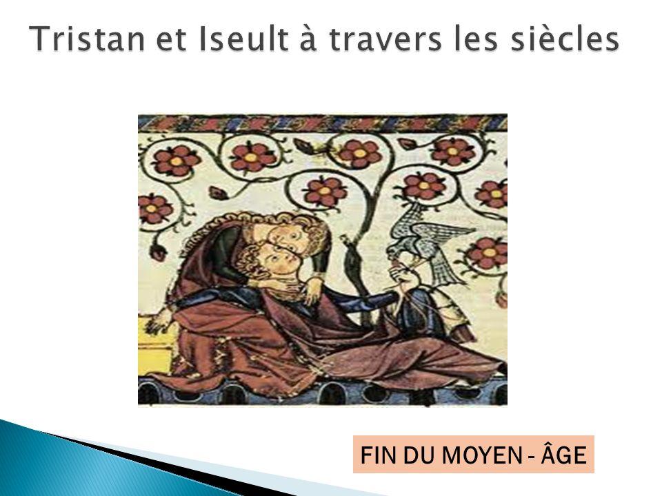 FIN DU MOYEN - ÂGE