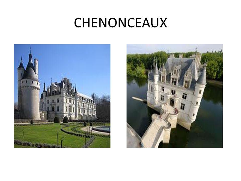 CHENONCEAUX