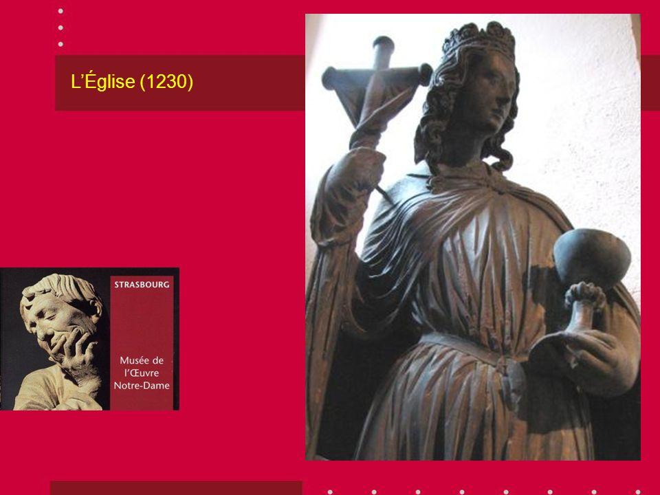 Chef-dœuvre de la statuaire gothique