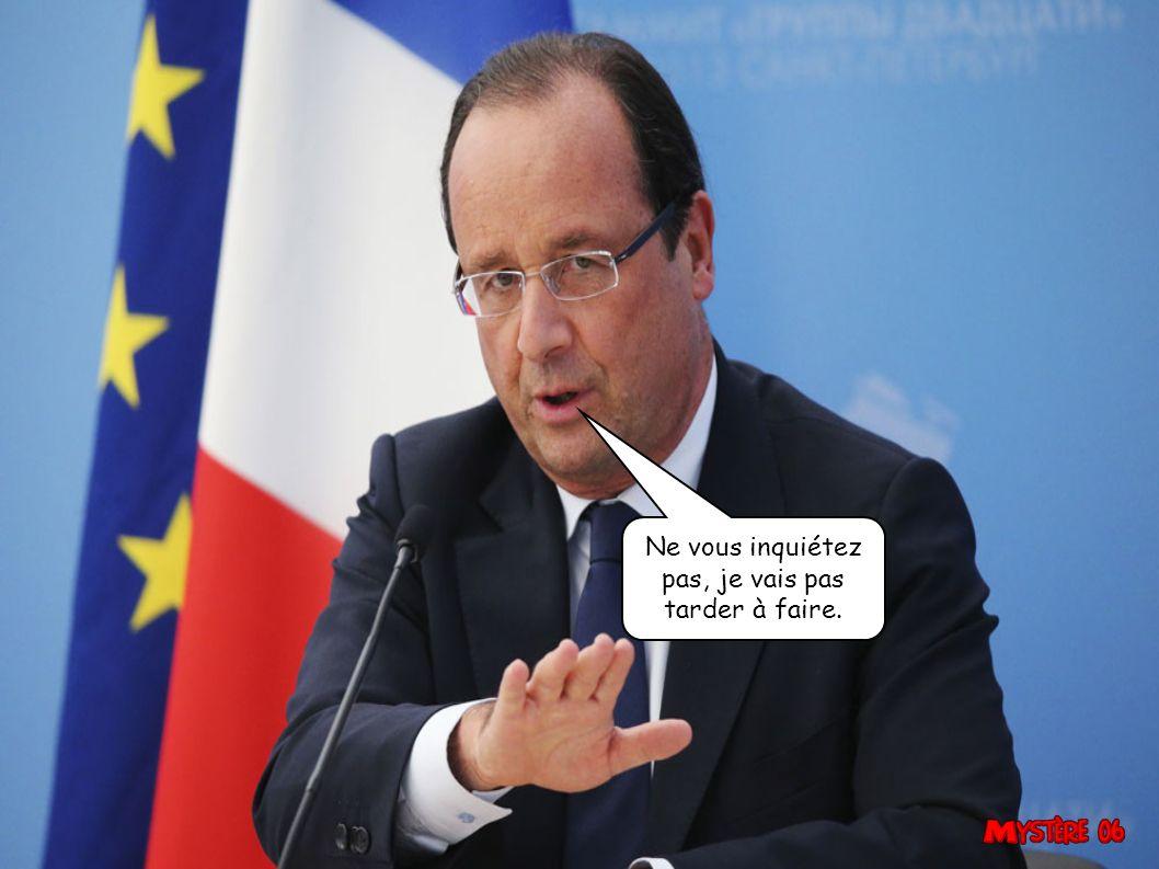 Vous savez bien que la France n a plus de sous, et mon ami ici présent peut vous le confirmer.