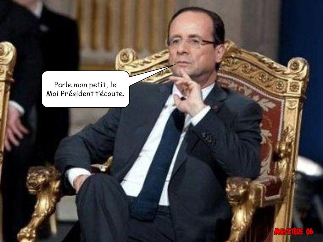 François il a dit plus une seule taxe.