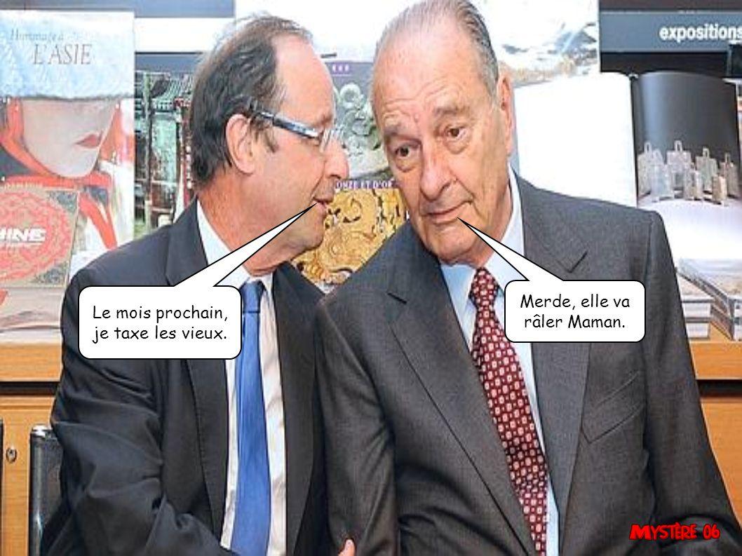 Hollande et son équipe ! Mettre le son à fond