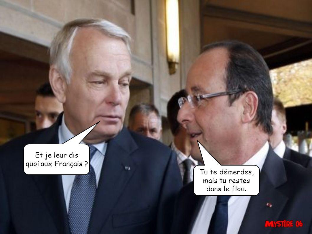 Plus de 3 millions de chômeurs en France, putain tu fais fort, François. Attends, il me reste encore quatre ans !