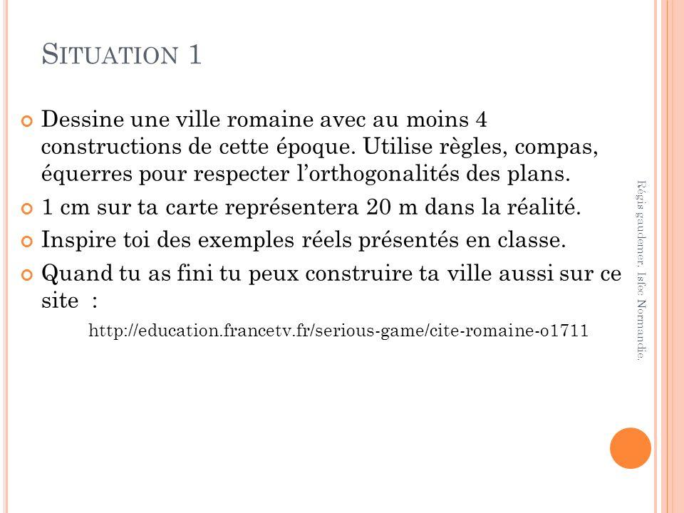 100 m Régis gaudemer. Isfec Normandie. Trajet dun élève.
