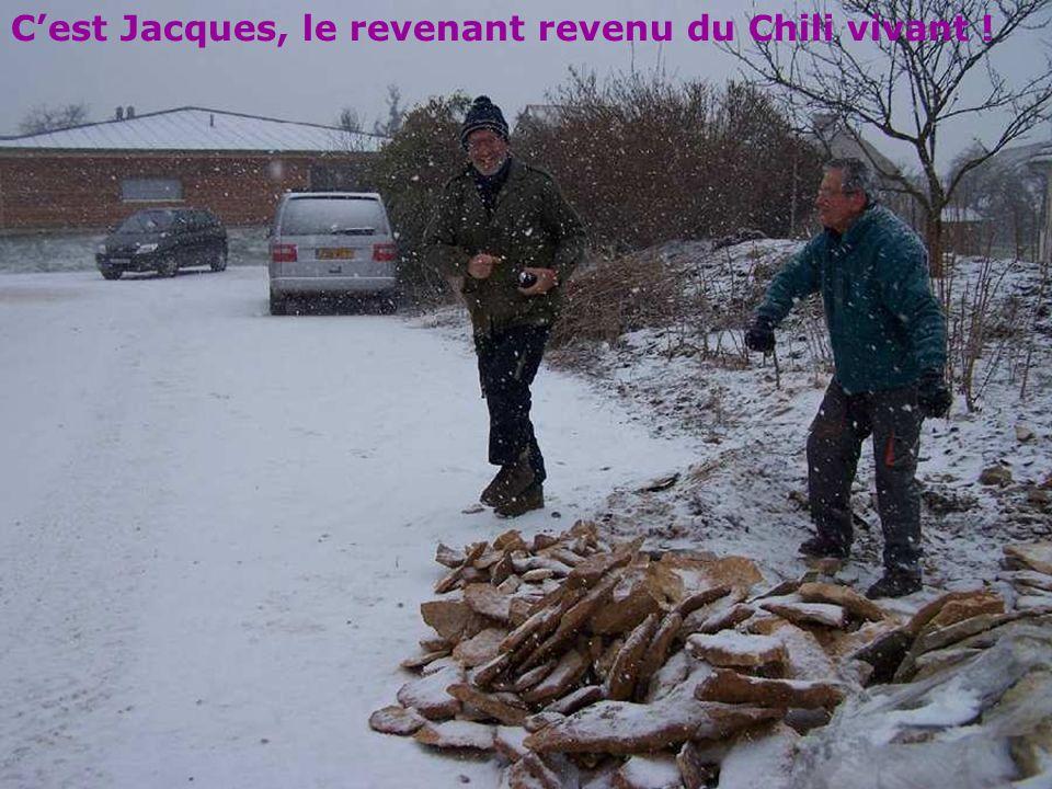 Cest Jacques, le revenant revenu du Chili vivant !