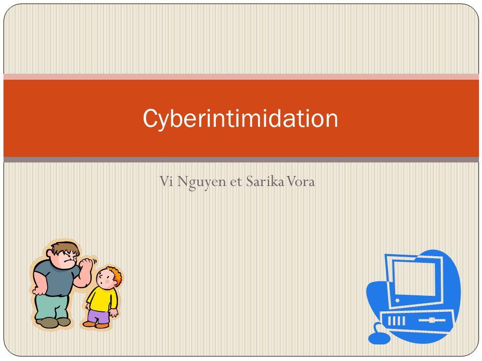 1.Pourquoi est-ce que le nombre de plaintes ne reflète pas la réalité du cyberintimidation.