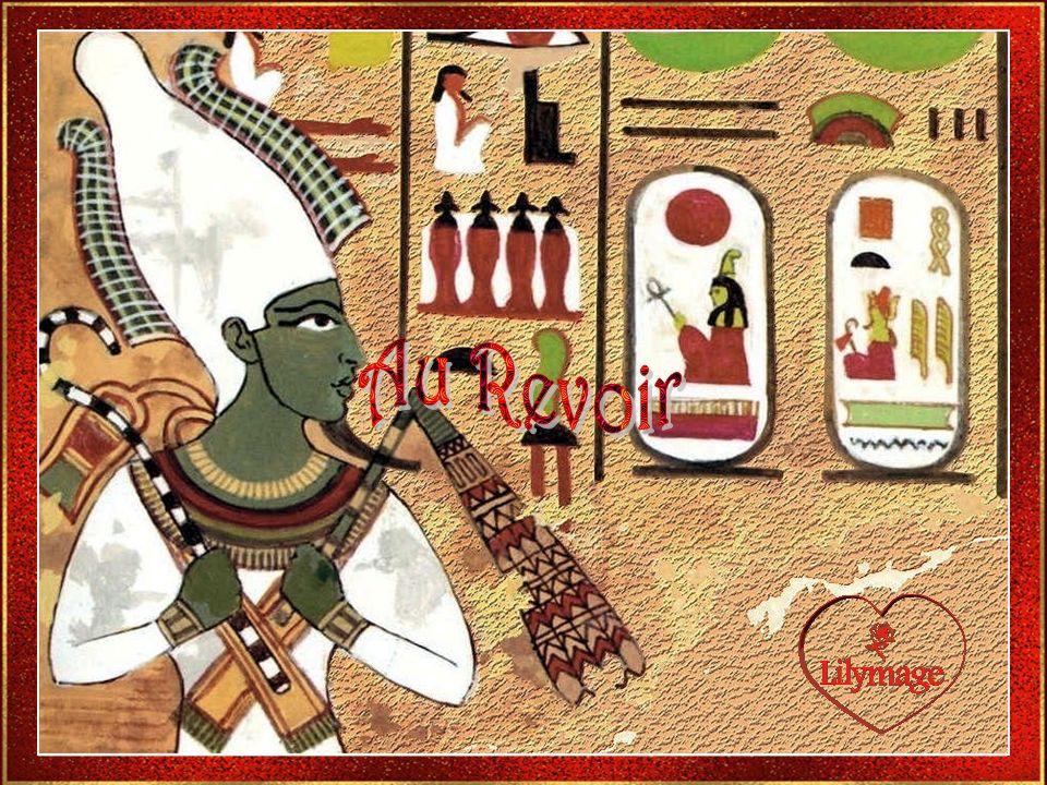Informations prises sur le Net et dans « lEgypte ancienne des Editions Fleurus. Photos et illustrations du livre ci-dessus et du Net. Musique : Sympho