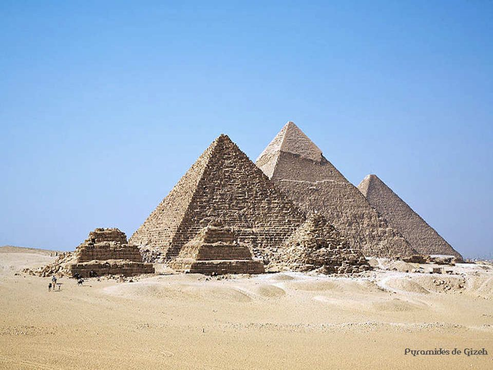 Pyramide de Saqqarah