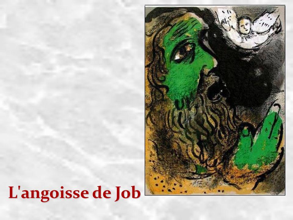 L'angoisse de Job