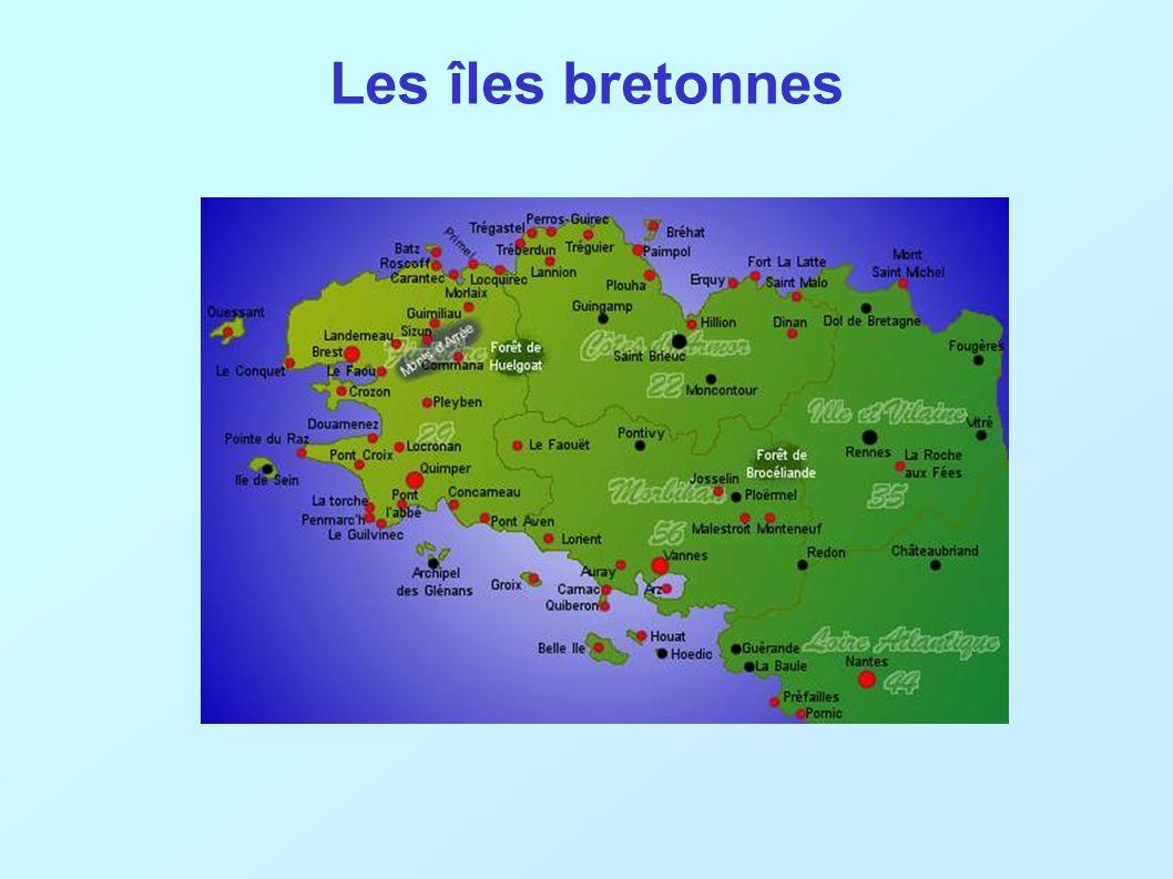 Il est des endroits qui ont une réputation ancrée depuis toujours, en Bretagne cest la météo .