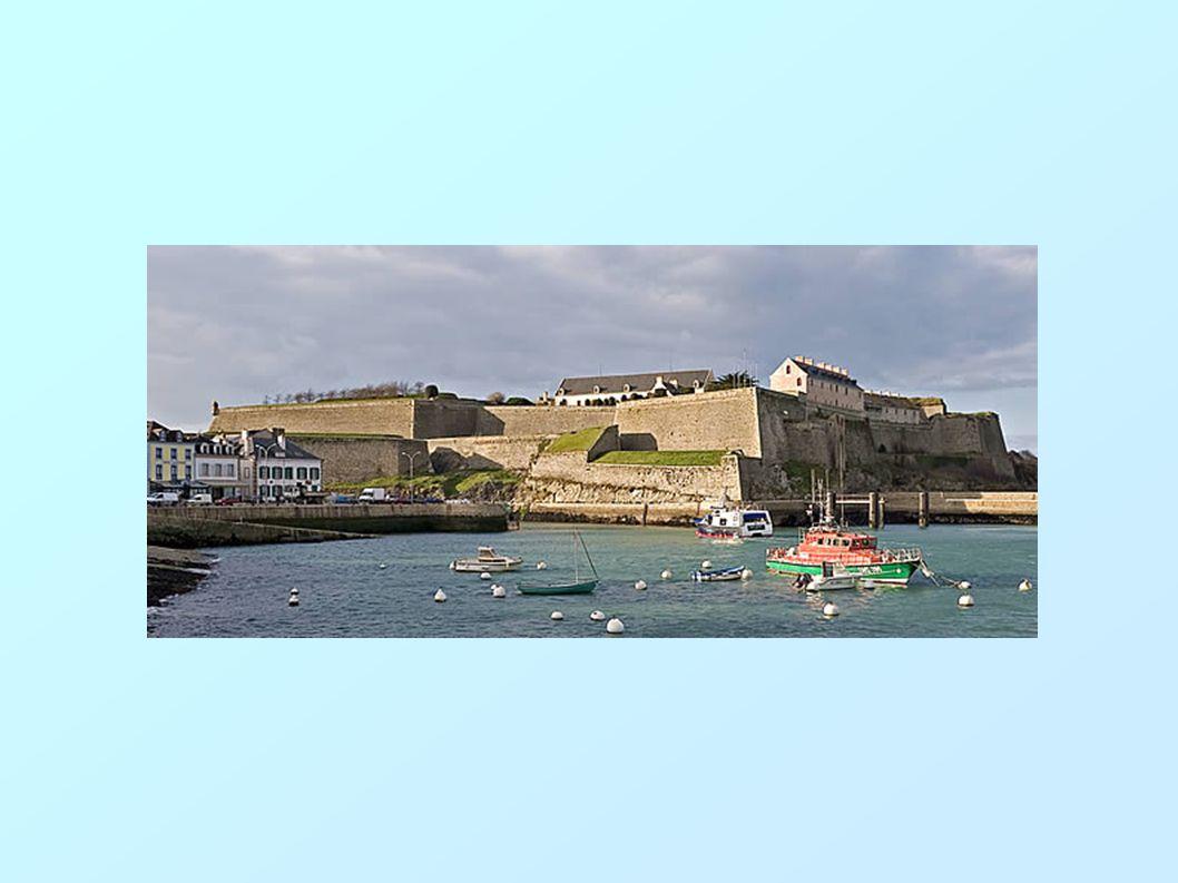 Belle-île (Enez ar Gerveur) En voilà une île qui na pas « volé » son nom !!!